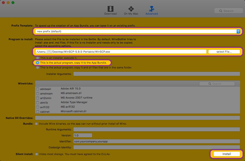 WinSCP』をMacで使えるようにする方法!! | Webデザイン ABC